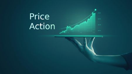 How to trade using Price Action in IQcent