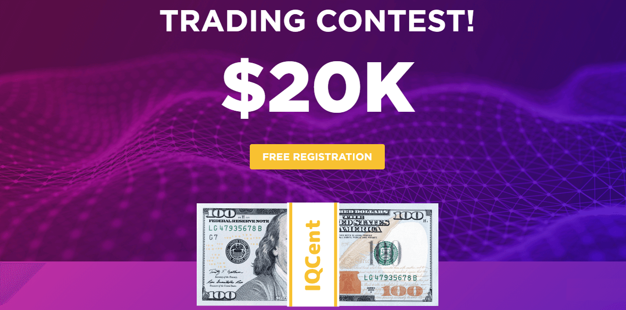 IQCent  Trading Contests